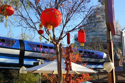 Paper lanterns - Lunar New Year Celebration