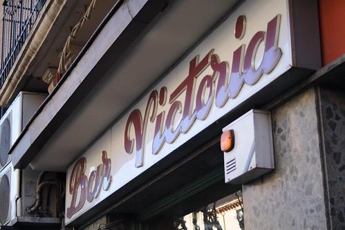 Bar Victoria de Barbastro