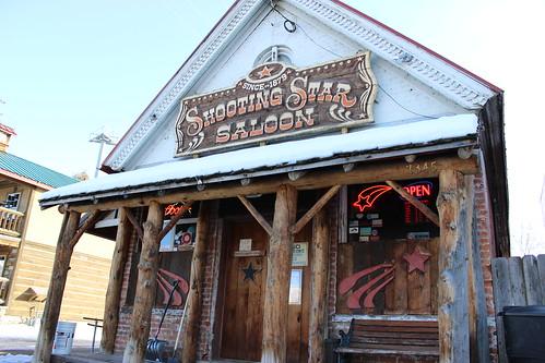 Shooting Star Saloon