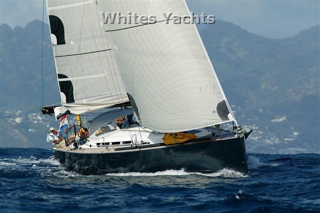 This Beneteau First 45 high performance sailing yacht from 2008 is for sale ...