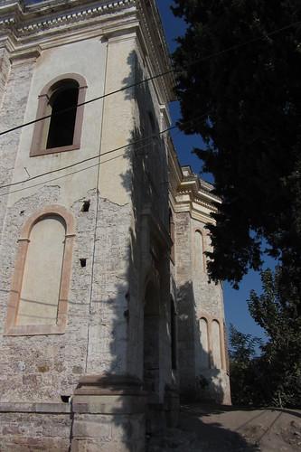 Burhaniye day 2 (Ayvalik): side of the church