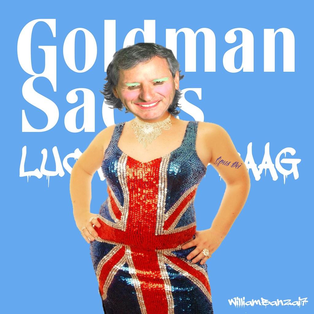 LUCAS VAN PRAAG (A Goldman Prig Doin' God's Work)