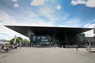 Изображение KKL Kultur- und Kongresszentrum Luzern. swiss luzern kkl