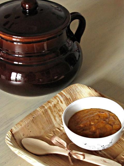 Zuppa di Carote e Lenticchie Rosse con Spezie e Latte di Cocco