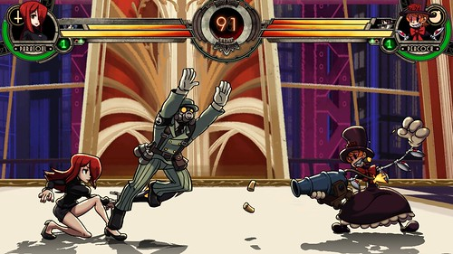 Skullgirls for PS3 (PSN)