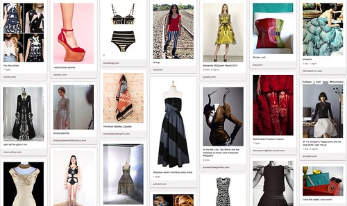 Pinterest Fashion Board by kimmchi_kimm