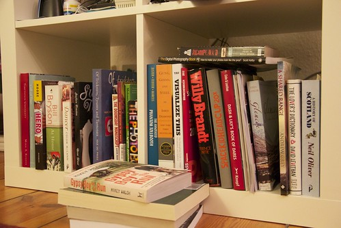 New books that need a real home...