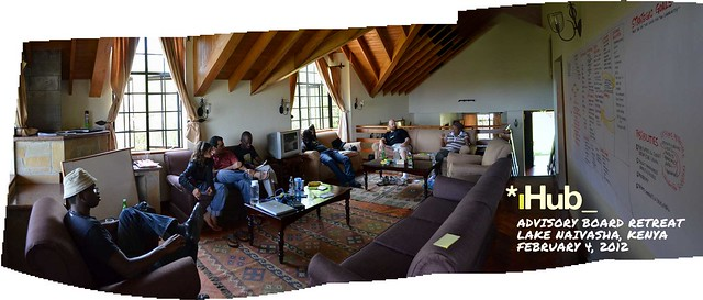 iHub Advisory Board Retreat