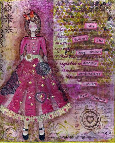 Shabby Girl 4 by Jade Scarlett