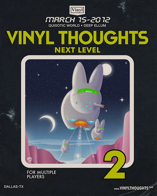 Vinyl Thoughts 2 Poster