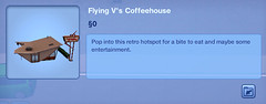 Flying V's Coffeehouse