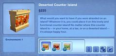 Deserted Counter Island