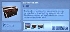 Rare Breed Bar