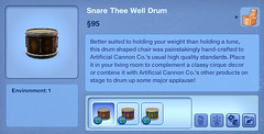 Snare Thee Well Drum