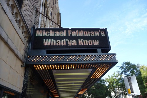Florida Theatre marquee