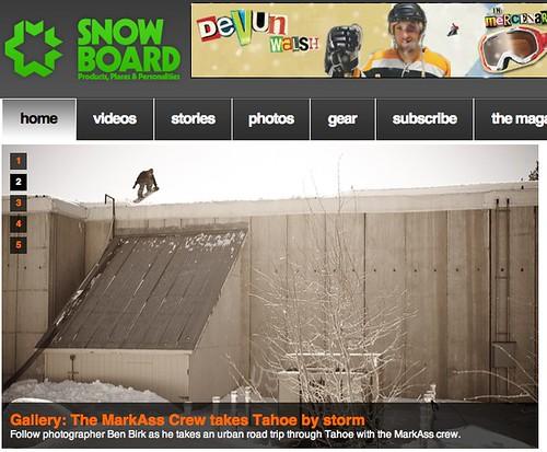 MarkAss Tahoe Web Gallery