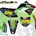 Passion Racing MX Team 2012 graphics