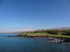 ハワイ島ゴルフ