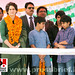 Kids join mother Priyanka Gandhi Vadra in Amethi (9)