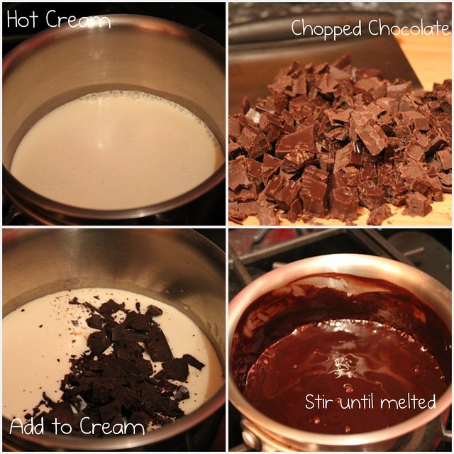 How to make Chocolate Ganache | Flickr - Photo Sharing!