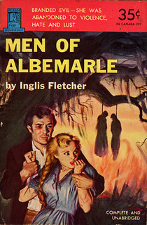 Perma Books P189 - Inglis Fletcher - Men of Albemarle