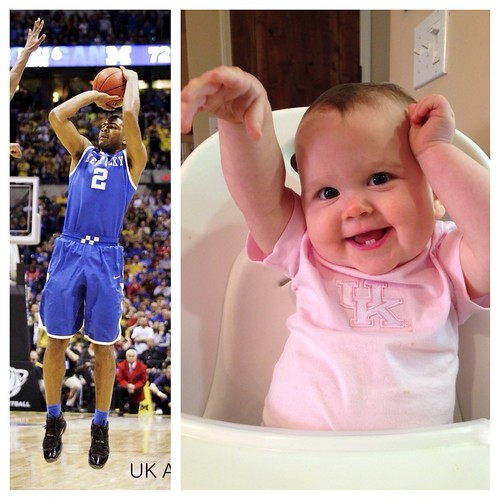 Charlotte and Aaron Harrison