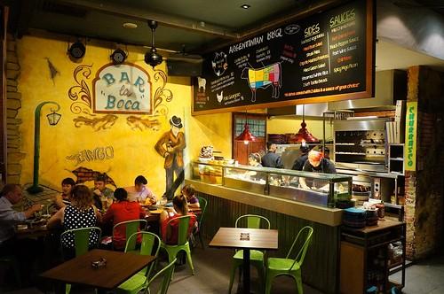 la boca pavilion - venezuelan food flavours and sound 2014-001