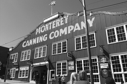 Monterey Cannery Row - Canning Co