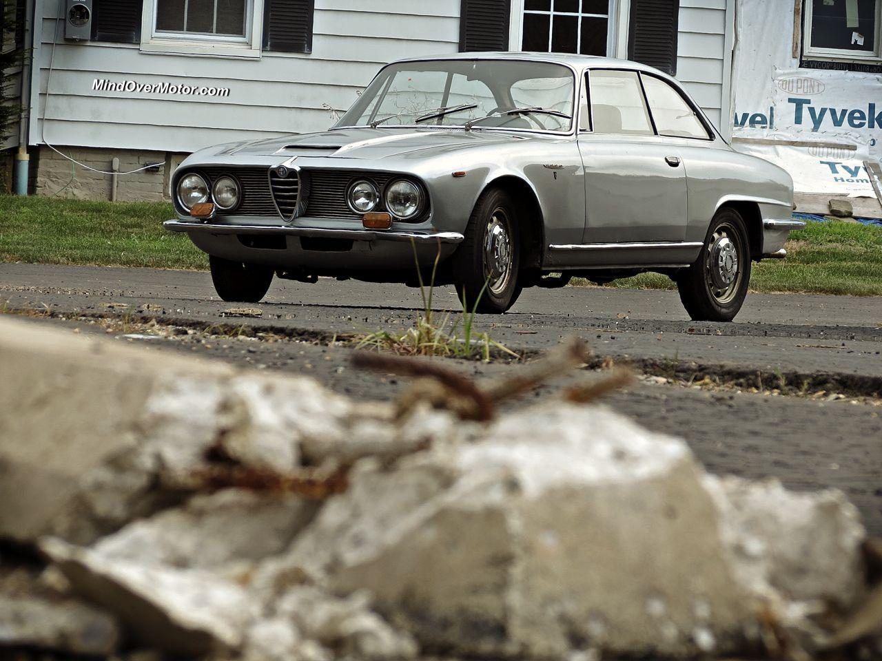 Alfa Romeo 2600 Coupe