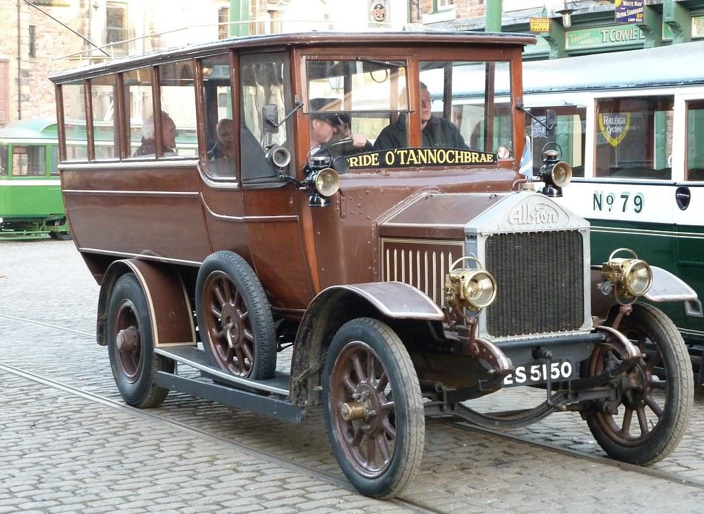 1923 Albion C20