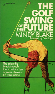Pocket Books 78719 - Mindy Blake - The Golf Swing of the Future