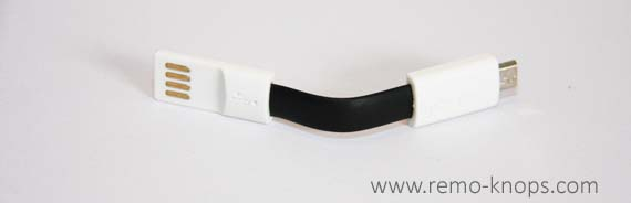 InCharge Cable - MicroUSB - 5577