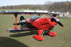 G-BTOO Pitts S-1C Popham