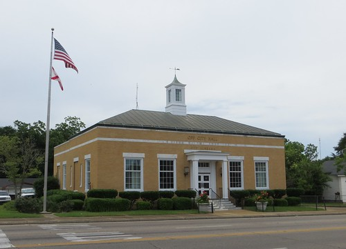 Former Post Office Opp AL