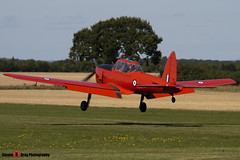 G-BCGC WP903 - C1 0076 - Private - De Havilland Canada DHC-1 Chipmunk 22 - Little Gransden - 070826 - Steven Gray - IMG_2513