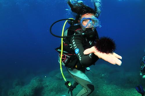 Marisa Diving in Ibiza 8