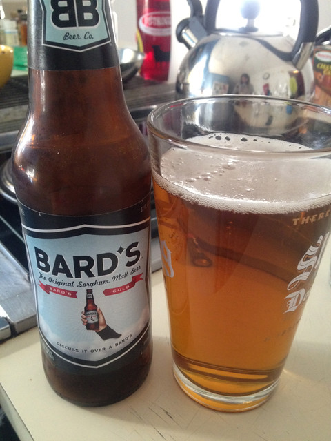 Gluten Free Beer from Bard's