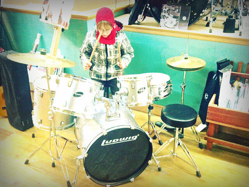 day 2702: little drummer boy.