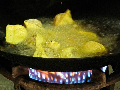 IMG_0674 Fried Yong Tau Fu ,炸酿豆腐