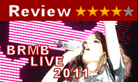REVIEW: BRMB Live 2011, by Adam Yosef