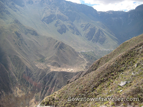 hiking colca canyon peru 11