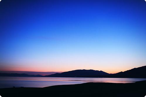 china travel lake beautiful sunrise colorful xinjiang 新疆 旅行 中國 日出 2011 色彩繽紛 sayram 西域 博樂 賽裏木湖