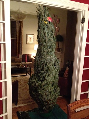 Christmas Tree Traditions Help Make A House A Home Old