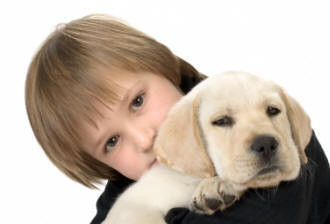 child-with-dog