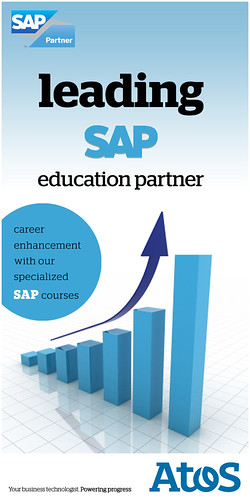 Atos SAP- India's leading SAP education partner by Atos India SAP Education