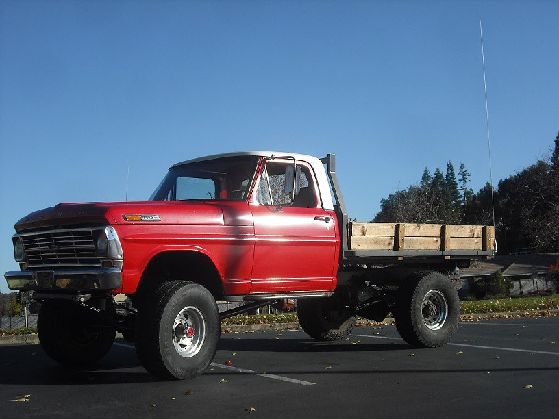 1401 Snakebit 56 Ford F 100 Brings In 450k Barrett Jackson Friday besides 152031468015 besides Watch in addition 148337381450885282 together with Bumpside F350 Ford Dually Crewcab4x4. on 1972 gmc 4x4 craigslist
