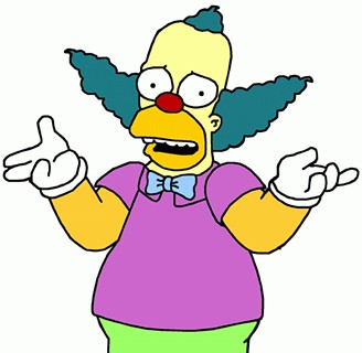 Krusty, o Palhaço