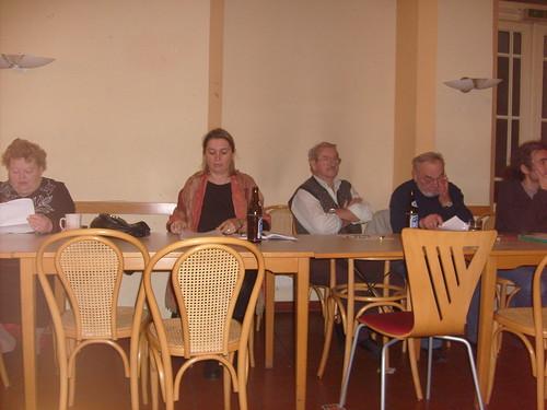Bezirksratssitzung 2