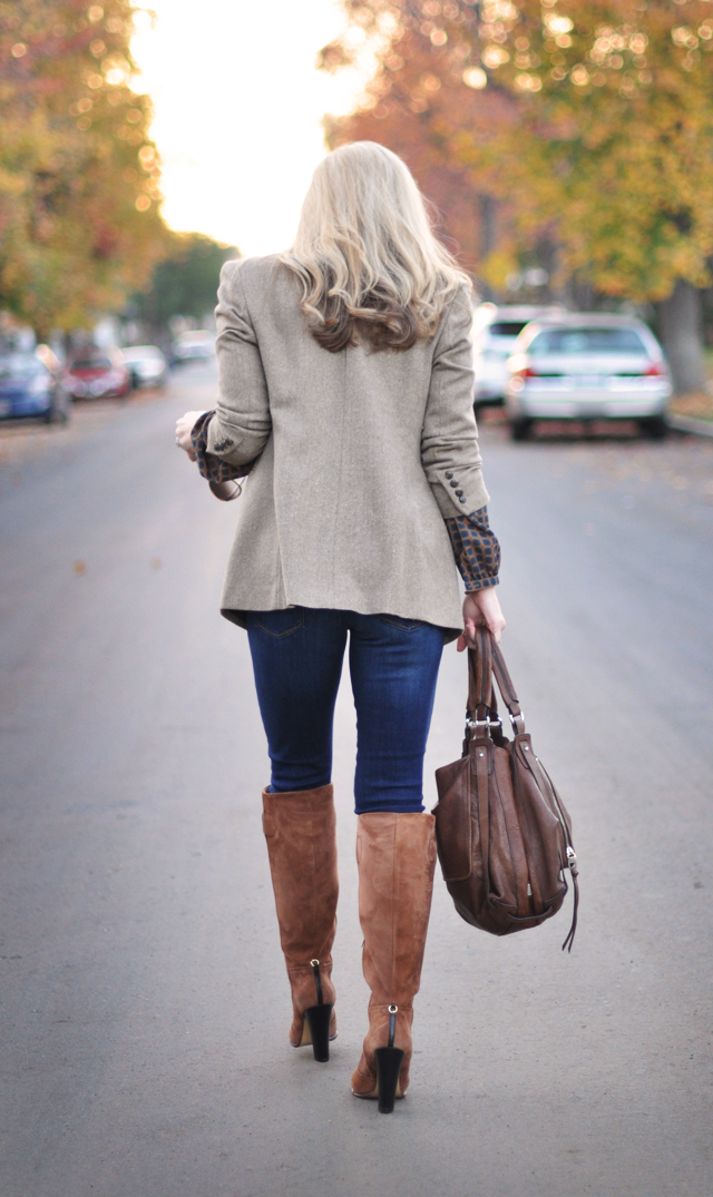 jeans-boots-blazer-bag-hair