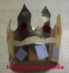 Corona Rey David (Árbol de Jesé)
